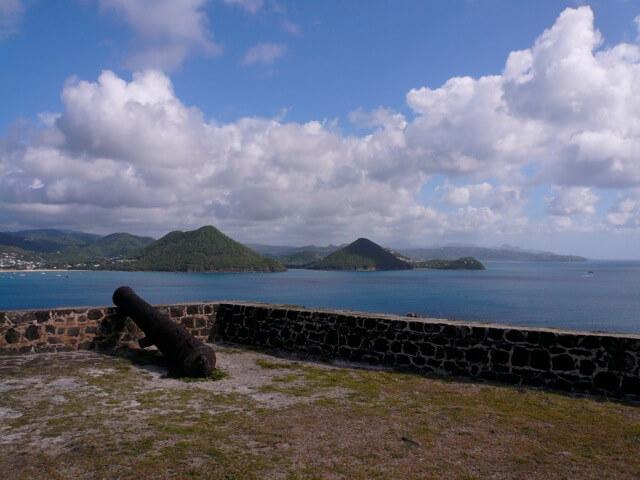 St. Lucia Fort Rodney