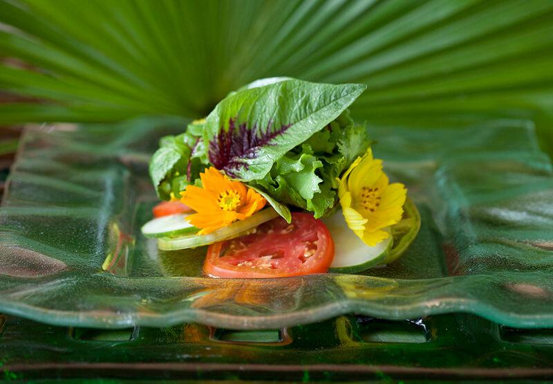 Jade Mountain - St Lucia Cuisine