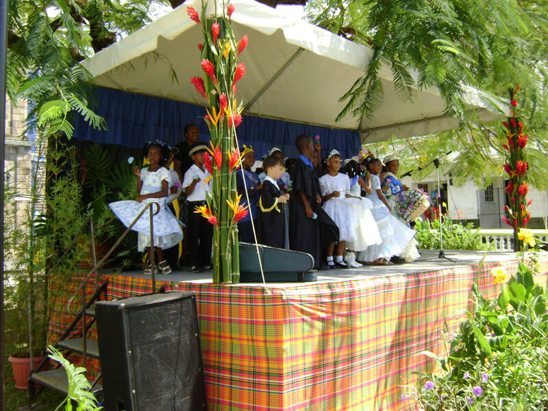 Saint Lucia Creole Day