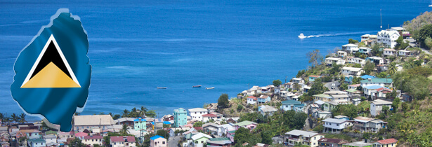 getting to know Saint Lucia - Canaries Village